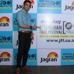Bolly Celebs at the Day 2 of the 6th Jagran Film Festival in Mumbai