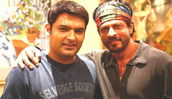 Shah Rukh Khan to appear on the first episode of Kapil Sharma's new show