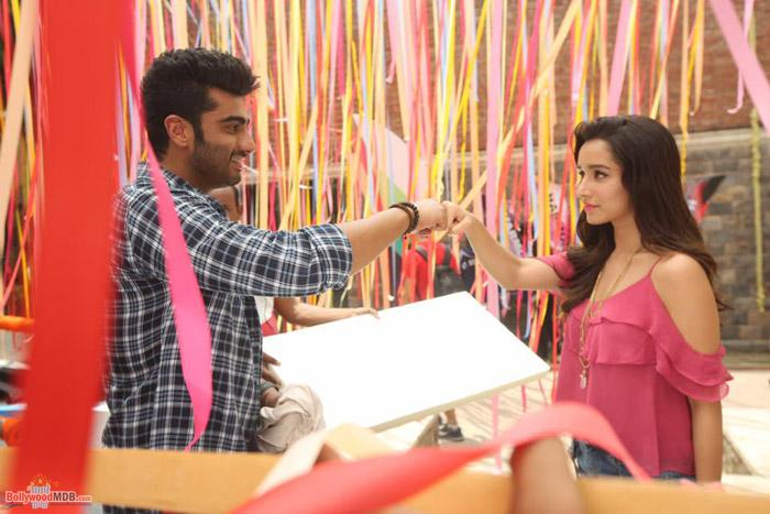Half-Girlfriend to cover half a century in the coming days!