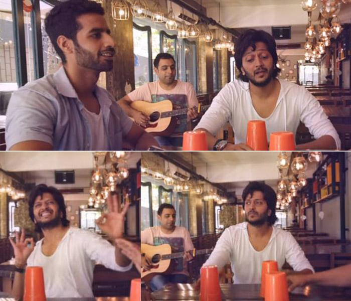 Watch: Do not miss this interesting 'unplugged version' of Tashreef Song from Bank Chor!