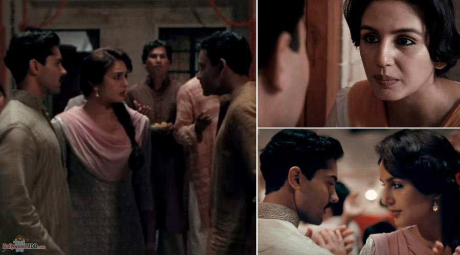 Partition 1947 trailer is engrossing and gripping from the word go!