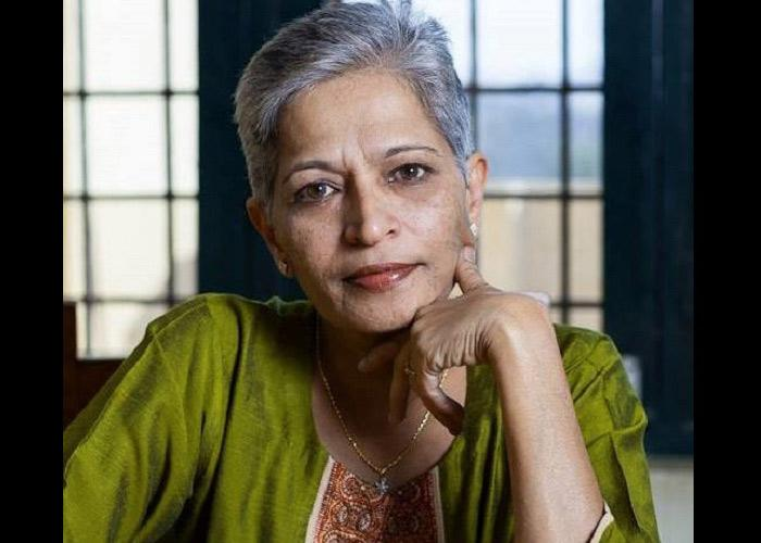 Two producers keen on making a film on the slain journalist Gauri Lankesh!