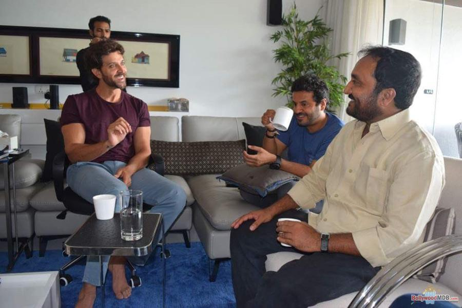 The countdown begins; Hrithik Roshan's 'Super 30' to release exactly after a year!