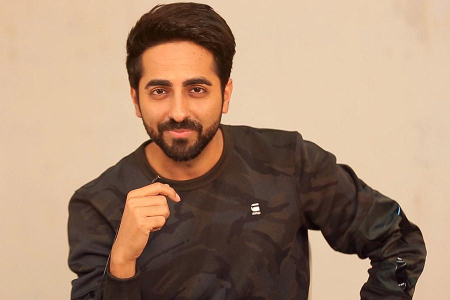 Ayushmann Khurrana learns a new language for his next!