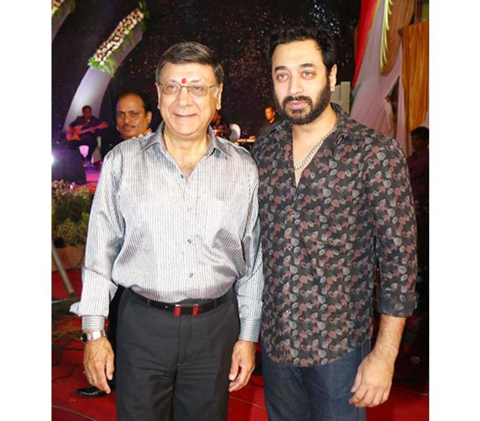 Uncle-nephew duo of Gufi Paintal and Hiten Paintal in a SAB TV show
