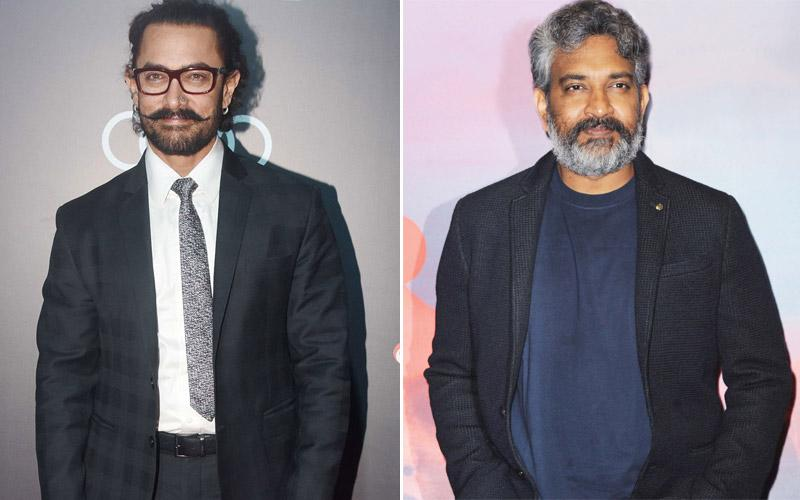 Aamir Khan is not the only person in the race of making 'Mahabharat', SS Rajamouli has similar plans!