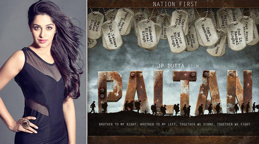 One of the favourite Bahus of television, Dipika Kakar, to debut in Bollywood with JP Dutt's 'Paltan'!