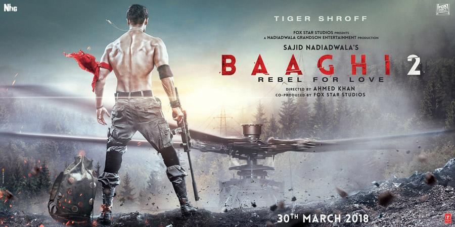 Baaghi 2 trailer to release on 21st February