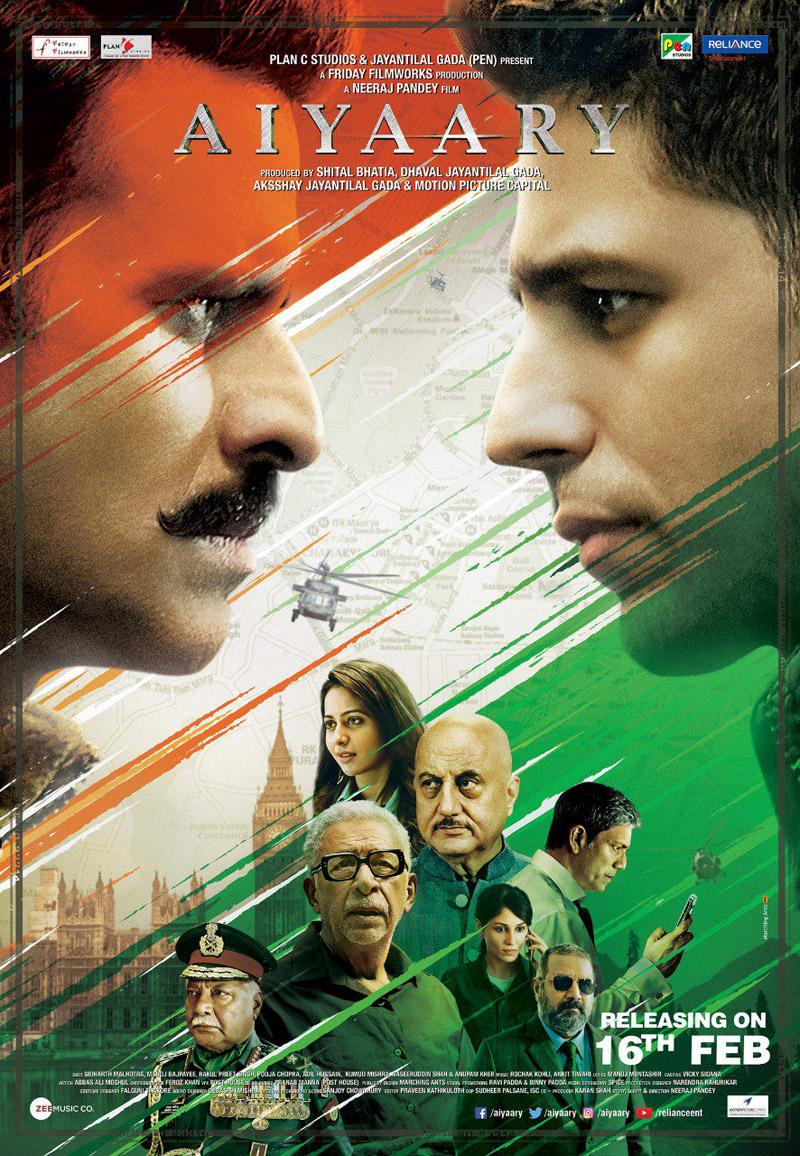 Neeraj Pandey's Aiyaary had a slow start on the first day at the box office!