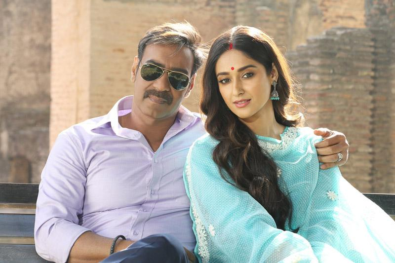 The collection of Ajay Devgn's Raid pumped up on Sunday; crosses 40 crores in just 3 days!