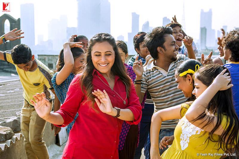 Even after having limited screens, Rani Mukerji's Hichki witnessed a decent start!