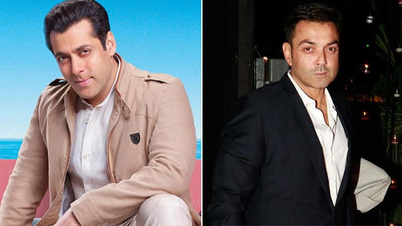 Salman does it again; recommends Bobby Deol for his upcoming action entertainer Kick 2