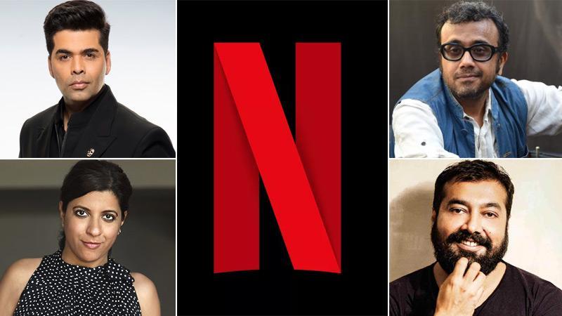 Karan, Zoya, Dibakar and Anurag's anthology film, Lust Stories, to be released on Netflix in June!