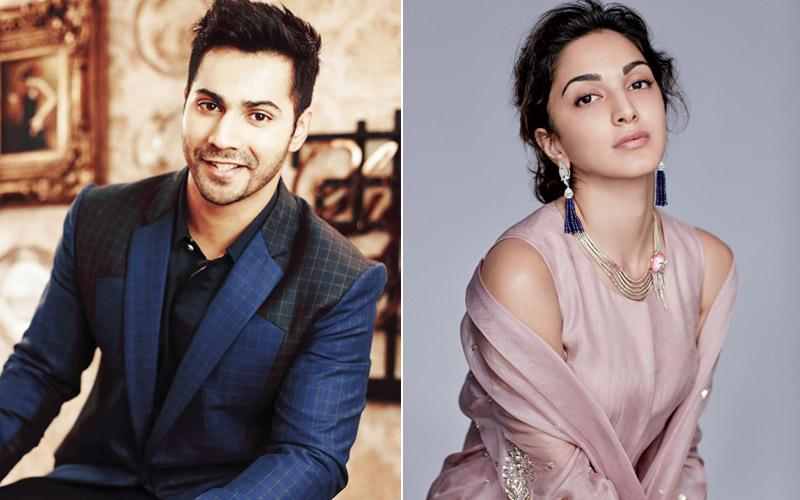 Wait what! Varun Dhawan and Kiara Advani shoot an introductory song for Kalank with 500 background dancers?