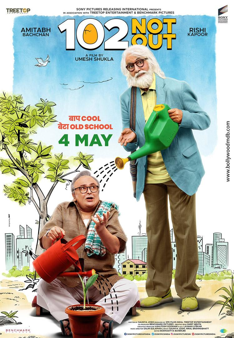 102 Not Out Review: An endearing father-son tale that hits all the right note
