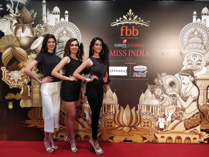 Maharashtra scouts its top 3 girls at the fbb Colors Femina Miss India 2018!